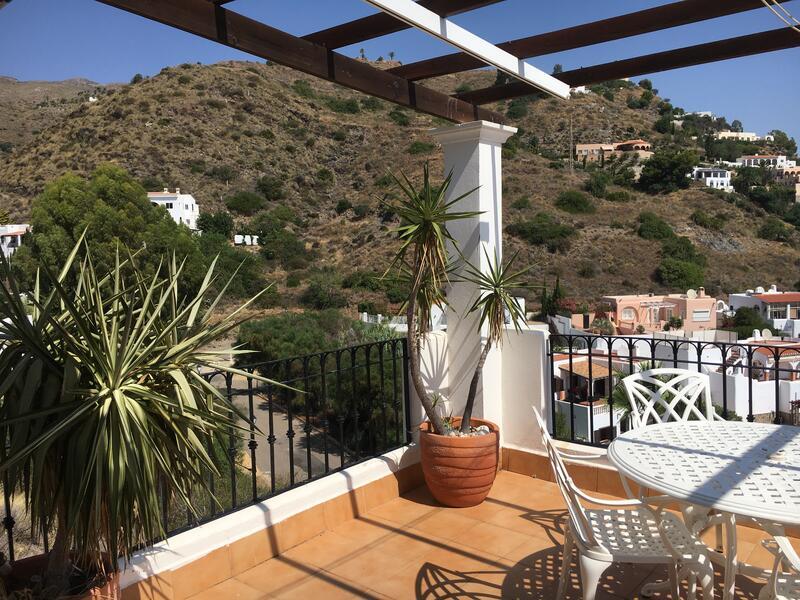 RC/SN/65: Apartamento en alquiler en Mojácar Playa, Almería