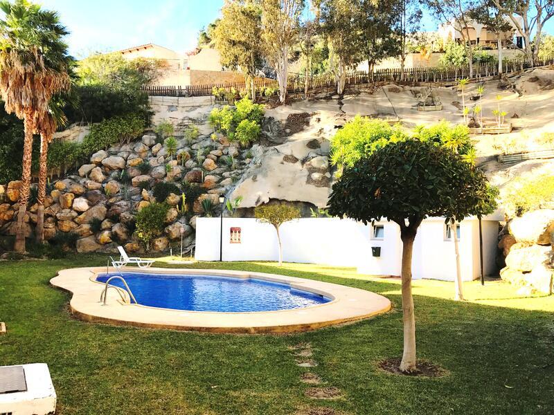 RO/GM/26: Apartment for Rent in Mojácar Playa, Almería