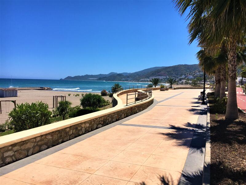 RO/MF/7: Apartment for Rent in Mojácar Playa, Almería