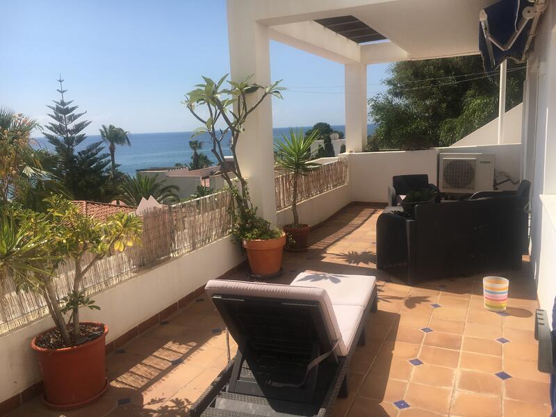 RO/RS/29: Apartment for Rent in Mojácar Playa, Almería