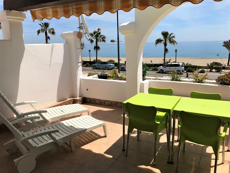 Apartment in Al Faix, Mojácar Playa, Almería