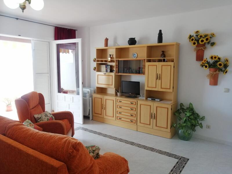 VA/PF/11: Apartamento en alquiler en Mojácar Playa, Almería