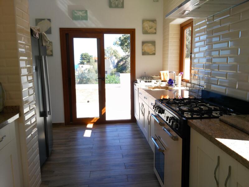 Villa Sellares: Villa en alquiler en Mojácar Playa, Almería