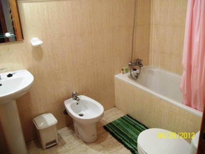VM1/AC/60: Apartment for Rent in Vera Playa, Almería